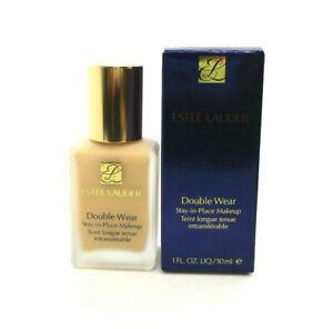 Estee Lauder Double Wear Stay In Place Makeup ~ 2C0 Cool Vanilla ~ 1 oz ~ BNIB