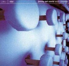 Static Prevails 0602537952373 by Jimmy Eat World Vinyl Album