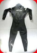 QUICKSILVER MEN'S FULL BODY WETSUIT (Surf, Bodyboard, Swim)  Size XL / 54  TG-XG