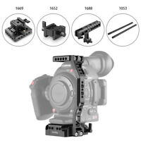 SmallRig DSLR Camera Cage/Side Handle for Canon EOS C100 Mark II C100
