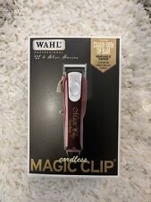 Wahl Professional 5-Star Cord/Cordless Magic Clip Hair Clipper 8148