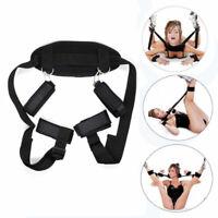 Toy adult make love Bondage Restraints Set Kit Cuff Whip Collar Fetish Sexy