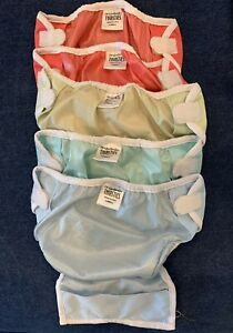 Thirsties Cloth Diaper Covers X-Small Lot of 5