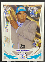 J.R. Smith 2004-05 Topps Rookie Card RC #238 JR1