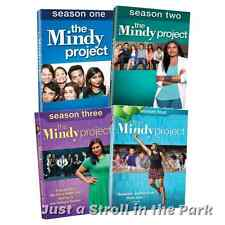 The Mindy Project Mindy Kaling TV Series Complete Seasons 1 2 3 4 Box/DVD Set(s)