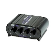 Art Pro Audio Splitmix4 4-Channel Stereo Passive Splitter Mixer (B-Stock)