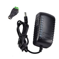 DC 12V 2A Switching Adapter Charger Power Supply For LED Light Strip Tide