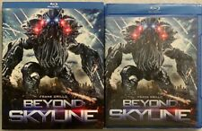 NEW BEYOND SKYLINE BLU RAY + SLIPCOVER SLEEVE FREE WORLD WIDE SHIPPING BUY NOW