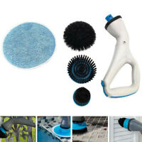 Muscle Scrubber Electrical Cleaning Brush for Bathroom Bathtub Shower Tile