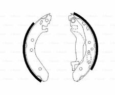 BOSCH Brake Shoe Set 0 986 487 364