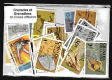 Grenade Grenadines - Grenada Grenadines 50 timbres différents