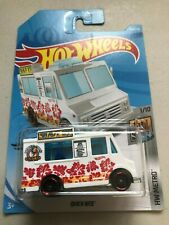 "HOT WHEELS  "" QUICK BITE""  SHAVE ICE (HW METRO) ON CARD   k"