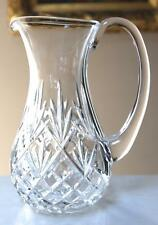 Large Waterford Crystal Killarney Water Pitcher