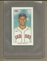 2020 Topps T206 Series 5 Rafael Devers Sweet Caporal Boston Red Sox