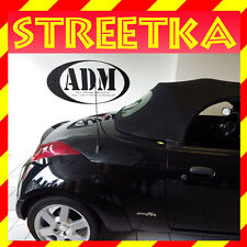 Ford StreetKa Cabrio Heckscheibe grün mit Reißverschluss Neuware Wie Original