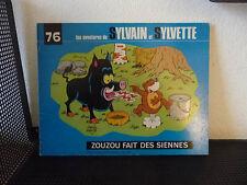 JAN24 ---- SYLVAIN SYLVETTE format à l'italienne  n° 76