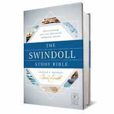 Tyndale NLT The Swindoll Study Bible Hardcover New Living Translation