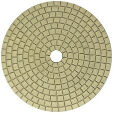 7 Inch 100 Grit Diamante Italia Wet Polishing Pad