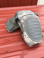 US MILITARY SURPLUS KNEE & ELBOW PADS (Good Used Condition)May need Cleaning