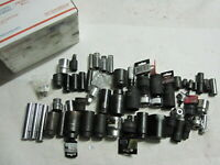 Lot of Impact Sockets & other sockets Tools Assorted Sizes