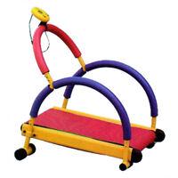Tapis Roulant Tappeto Meccanico Fitness Gym per Bambini con computer