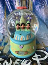 It's a Small World Musical Snow Globe Snowglobe Disney Theme Parks NEW