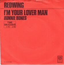 7inch REDWING i'm your lover man ORANGE COVER HOLLAND EX  (S0298)