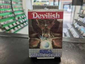 Devilish - Game Gear [Boxed] - FAST DELIVERY