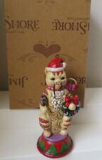 JIM SHORE  2013 CHRISTMAS CAT NUTCRACKER ornament FIGURE 4036689