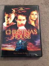 Christina's House [DVD 2000] Brendan Fehr, Brad Rowe, Allison Lange - Used