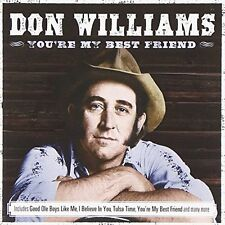 Don Williams - Youre My Best Friend [CD]