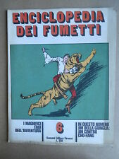 Enciclopedia dei Fumetti n°6 Jim della Giungla   ed. Sansoni [G364] BUONO
