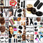 1/10PCS Women Magic Braiders Hair Twist Styling Clip Stick Bun Maker Braid Tool