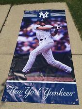 """Derek Jeter  36""""x72"""" Banner"""