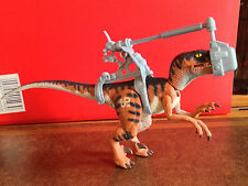 Jurassic Park The Lost World JP06 Velociraptor Raptor Figure Kenner Hasbro 1997