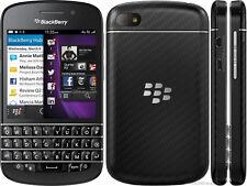 BlackBerry Q10 | 2GB + 16GB | 1.5GHz Dual Core | 8MP + 2MP | 4G Enabled (Black)