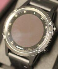 Garmin Fenix 5 Plus MultiSport GPS Watch, One Size, Sapphire Black  010-01988-06
