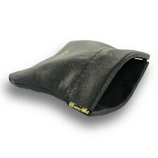 Genuine Leather Coin Purse Snap Coin Pouch UK Made Top Quality