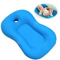 Infant Baby Bath Tub Pillow Padding Soft Lounger Bathtub Shower Pillows US Ship