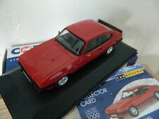 Vanguards Corgi VA10816 Ford Capri 2.8I Special Rosso Red