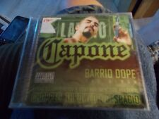 CAPONE CD BARRIO DOPE CHOPPED,THROWED Y DESPACIO BRAND NEW SEALED