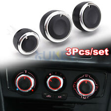 FITFOR VW PASSAT B5 BORA GOLF 4 MK4 SWITCH KNOB HEATER CONTROL BUTTONS A/C COVER