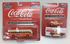 Classic Metal Works 1:87 Coca cola Bus & Truck Ho scale 1:87  NEW