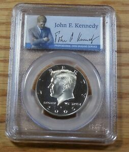2005 S -  KENNEDY Half Dollar CN/CLAD - PCGS PF 69 DCAM * Combined Shipping