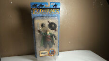 Lord of the Rings Merry Figure Rohan Armor Return of the King 2004 Toy Biz Lotr