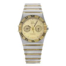 Relojes de pulsera fecha OMEGA, para hombre
