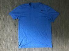 Nike Adult Mens Medium Legend 2.0 Tee T Shirt Dri Fit Blue 718833 456