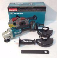 "Makita XAG04 XAG04Z NEW LXT 18V Cordless Brushless 4 1/2"" Angle Grinder -In Box"