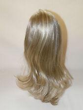 BNWT  RUSK FAUX HAIR LONG  PONY TAIL in LIGHT BLONDE  MODEL 28096