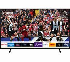 2020 Samsung QE50Q60TAU 50 Inch 4K Ultra HD HDR Smart WiFi QLED TV - Black